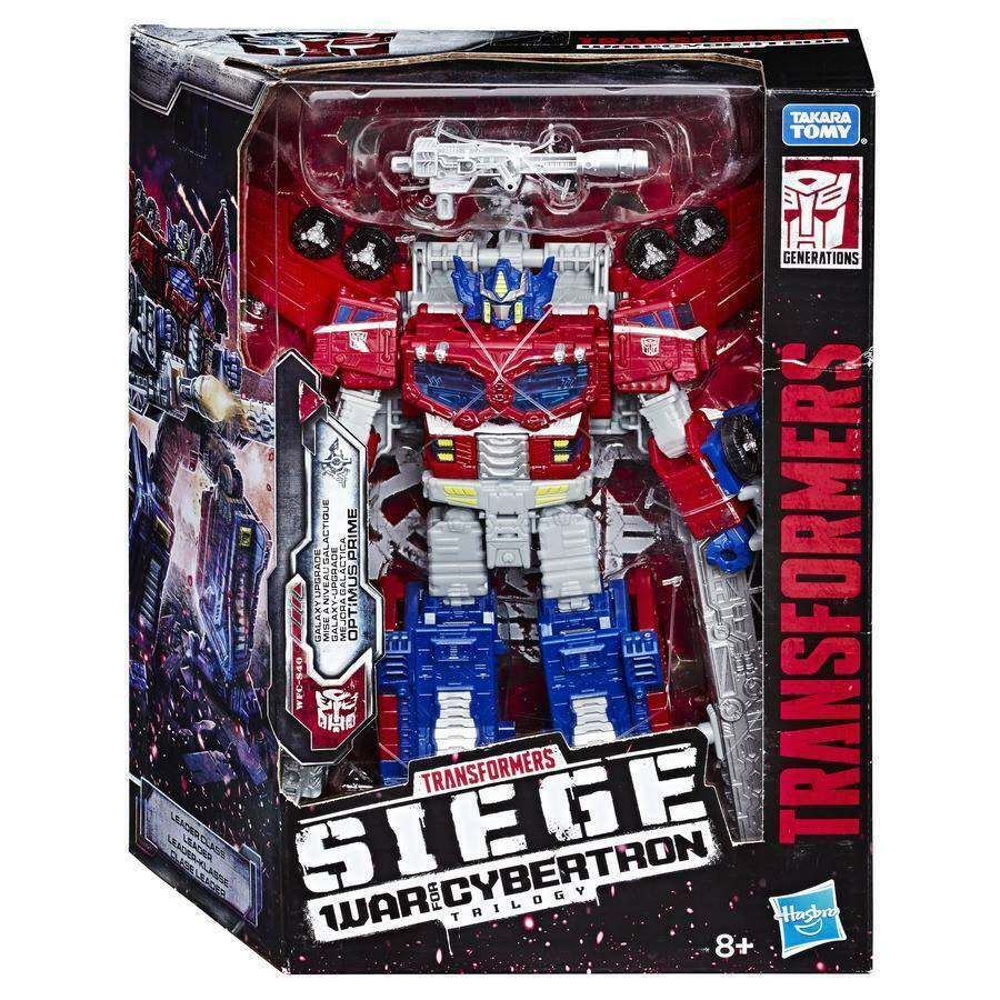 ahorra hasta un 80% Transformers Hasbro guerra guerra guerra por Cybertron asedio líder Galaxy convoy Nuevo  compras en linea
