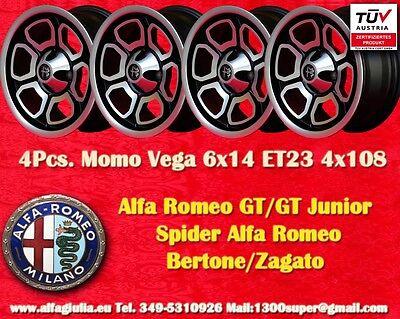 4x TPMS Reifendrucksensoren Metallventil Schwarz für Alfa Romeo Giulia Stelvio
