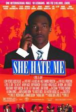 SHE HATE ME Movie POSTER 11x17 Anthony Mackie Kerry Washington Ellen Barkin