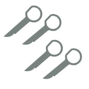 radio-CD-removal-Swap-keys-tools-Fits-Ford-MONDEO-CMAX-FIESTA-FOCUS-TRANSIT