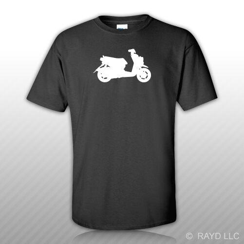 Zuma 125 T-Shirt Tee Shirt Gildan S M L XL 2XL 3XL Cotton125cc BW'S BWS