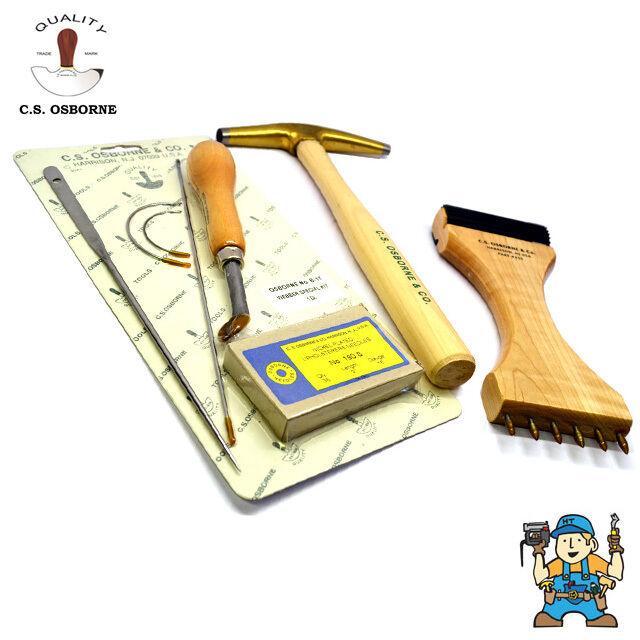 C.S Osborne  Deluxe  Beginners Upholstery Kit