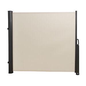 Seitenzugmarkise Seitenmarkise Sichtschutz Schichtschutzwand 1,8 x 3 m  B-Ware