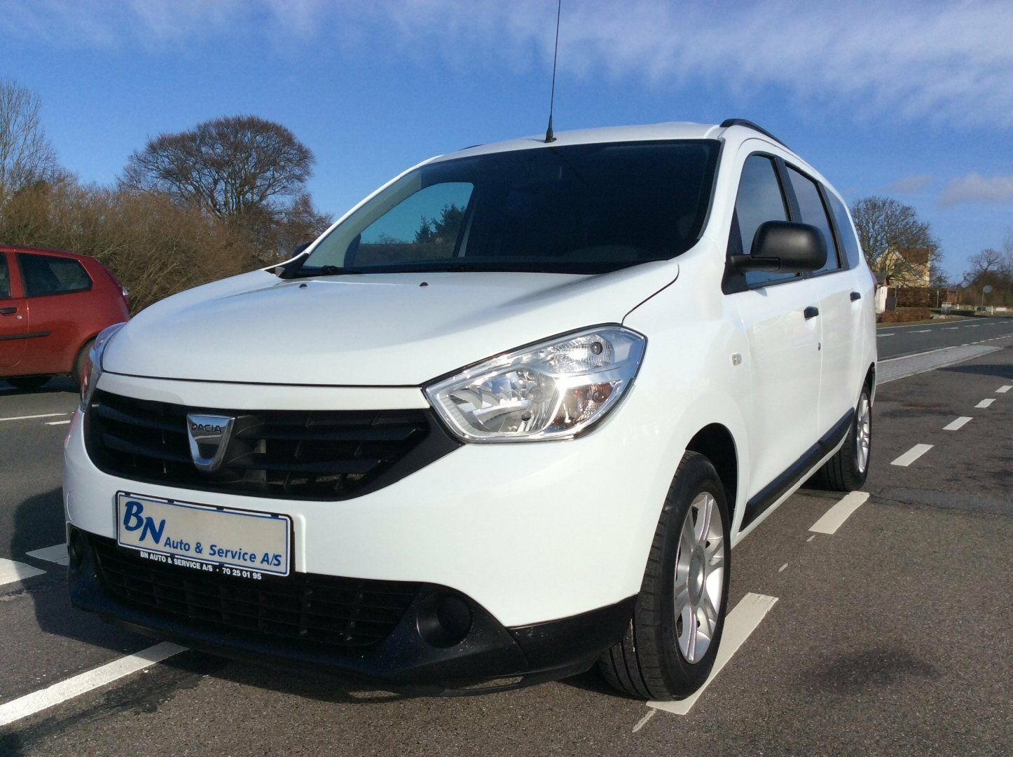 Dacia Lodgy 1,5 dCi 90 Ambiance 5d - 95.000 kr.
