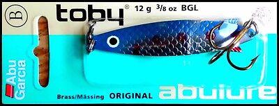 Blinker Abu Vintage Toby Bis K 75 MM 12 Gramm