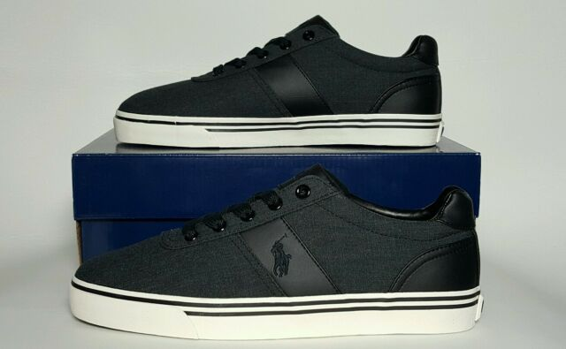 POLO RALPH LAUREN HANFORD-SK-VLC BLACK NEW  BOX MULTIPLE SIZES 816564449003 7329eb376eb
