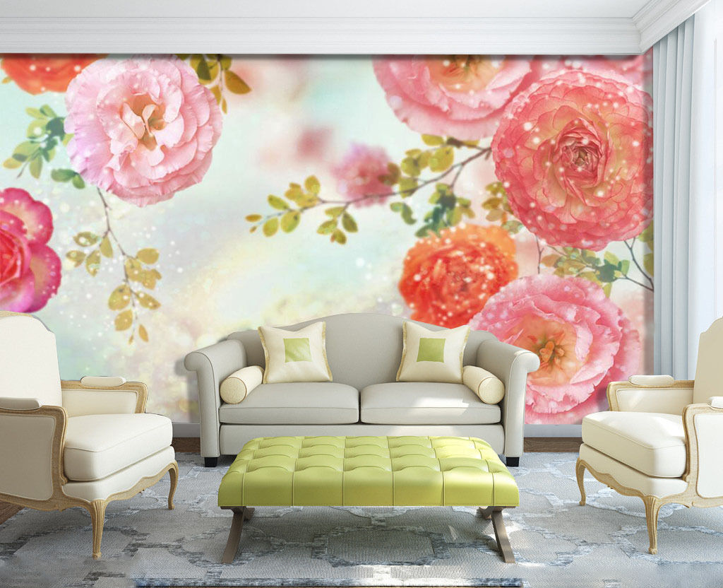 3D Rose World 827 Wall Paper Wall Print Decal Wall Deco Indoor Wall