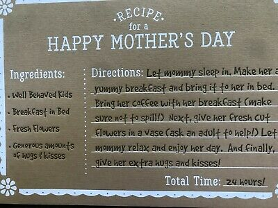 got my Good Genes from U Papyrus Marcel Schurman Letterpress Mothers Day card