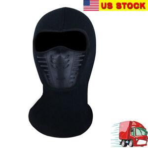 1c0adfa2f4c Image is loading Balaclava-Face-Mask-Winter-Fleece-Windproof-Ski-Mask-
