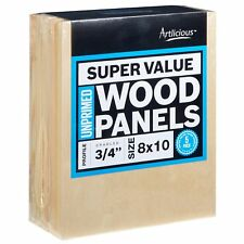 Aa Super Value Wood Panel 5Mm 4X4 Pk//10