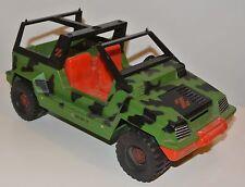 1982 Gi joe figures Action Force Z-Force Jeep