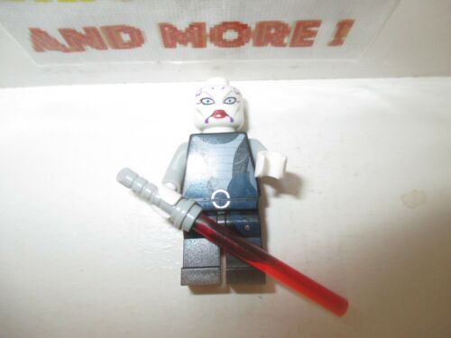 Star Wars Asajj Ventress Minifigures Lego Black Torso sw0318