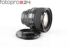 Nikon AF Nikkor 85 mm 1.4 D + Sehr Gut (3168420)