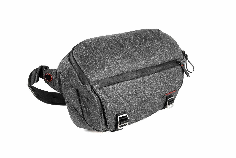 Peak Design Everyday Sling 10L Charcoal Grey Camera Case (UK Stock) BSL-10-BL-1