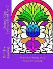 Stained Glass Coloring Book, Volume 2 by Marti Jo's Coloring (Paperback / softback, 2014)