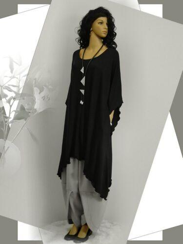 ° Long Dream Lagenlook xxxl Poco Wrap L xxl Tunica shirt Elves Design Dress 6f5xqT
