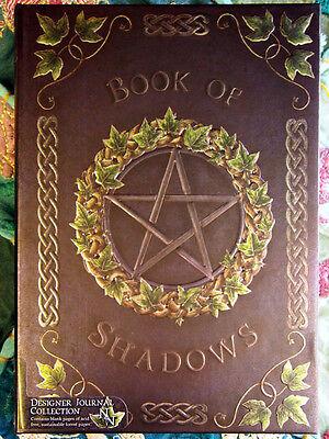 NEMESIS NOW Embossed JOURNAL DIARY Notebook DREAMBOOK Spellbook BOOK OF SHADOWS