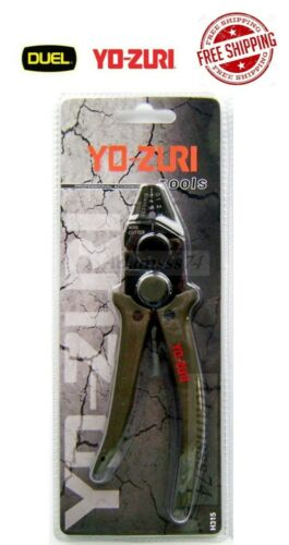 YO ZURI DUEL Fishing Crimping Pliers,tongs,pincers,clippers,clip,pinchers,crimp