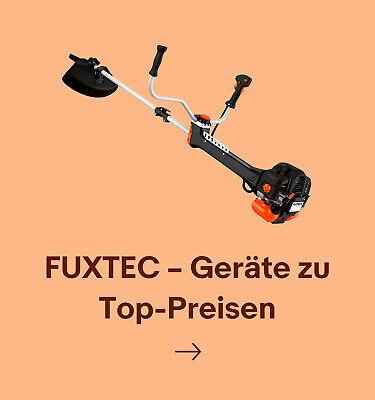 FUXTEC – Geräte zu Top-Preisen