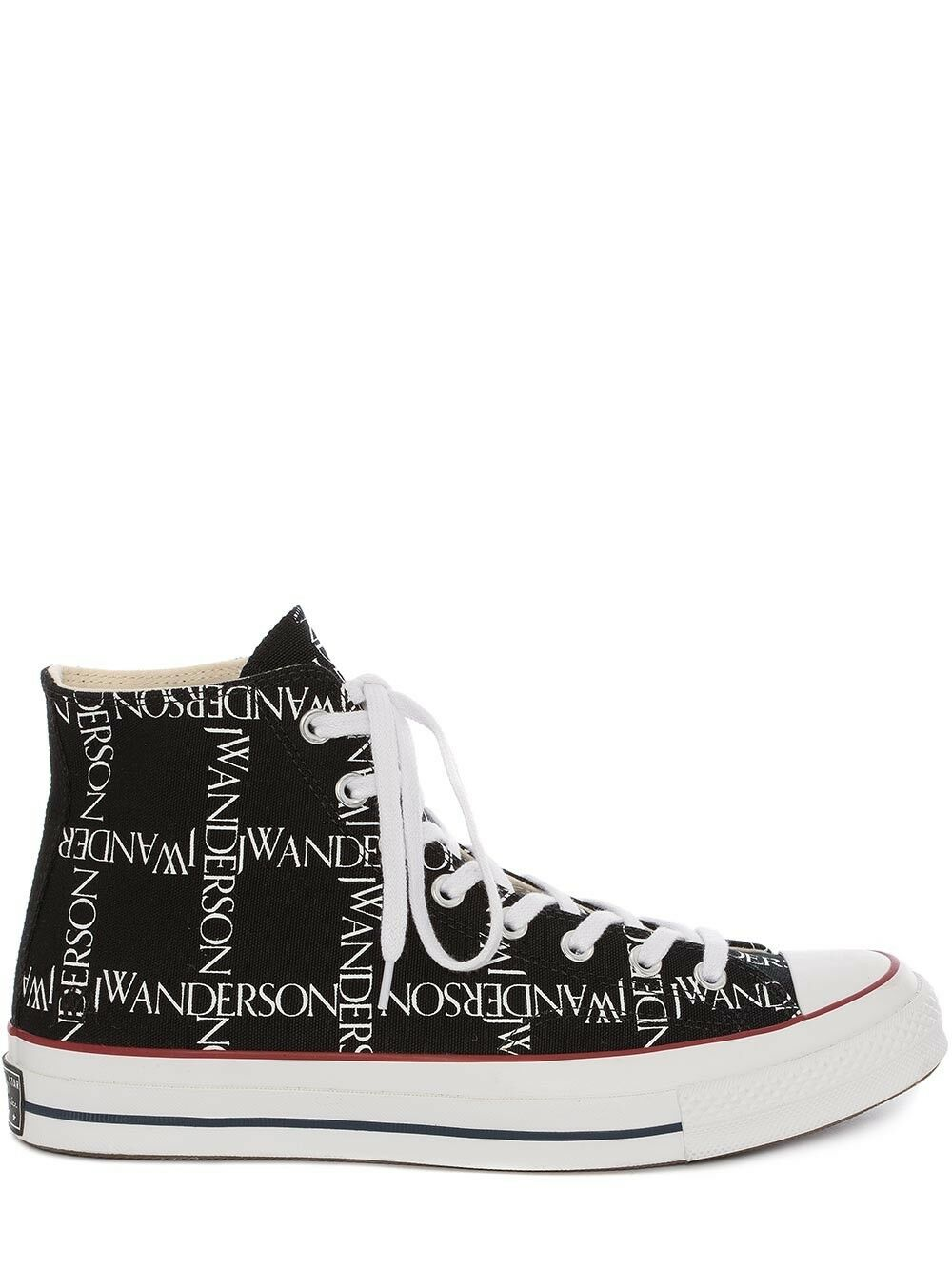 Converse x JW Anderson Chuck Taylor All Star Grid Hi Top Black/White Mens Sizes