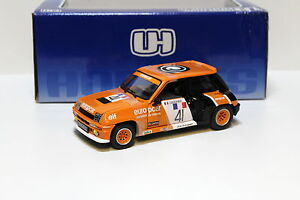 1-18-UH-Renault-5-Turbo-Joel-Gouhier-Europa-Cup-41-NEW-bei-PREMIUM-MODELCARS
