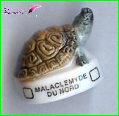 """Feve Les Tortues Turtle Schildkröte Edition Atlas /"""" La Tortue Grecque /""""  #C30"""