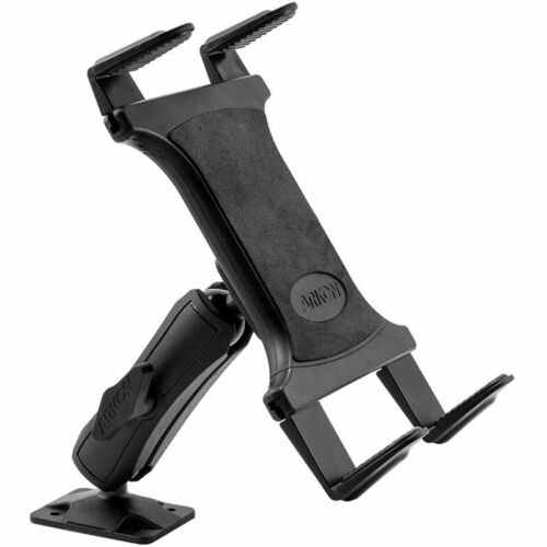 Heavy-Duty Drill-Base Tablet Mount for iPad 4 3 2 Air Samsung Galaxy TABRMAMPS
