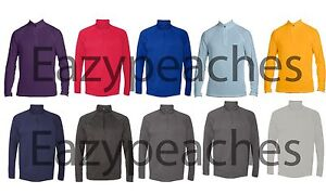 Peaches-Pick-ALO-Mens-NEW-Size-S-2XL-1-4-Zip-Pullover-Moisture-Wick-Shirt-Jumper