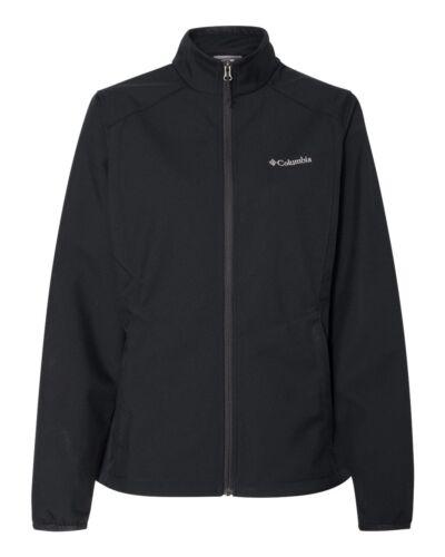 LADIES KRUSER RIDGE Black COLUMBIA Softshell Jacket Womens Sizes S-2X