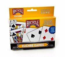 Bicycle Euchre Games Playing Cards, Euchre Bicycle Playing Cards, New