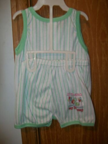WCK 12 Months If You Think I/'m Cute You Should See My Mommy 2 piece sleeveless