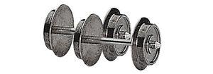 Roco-H0-40196-2-x-Jeu-de-roues-remplacement-AC-11-mm-Longueur-l-039-arbre-24-75-mm