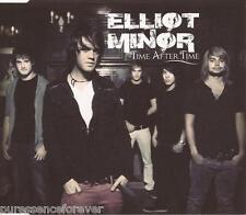 ELLIOT MINOR - Time After Time (UK 1 Track CD Single)