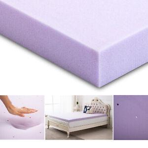 2-5-3-Inch-Mattress-Topper-Gel-Memory-Foam-Lavender-Blue-Queen-King-Twin-Full