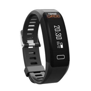 Intex Fitrist Cardio Fitness Tracker (Black) + 6 Months Manufacturer Warranty