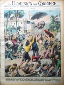 La Domenica del Corriere 17 Giugno 1951 Lualdi Duca d'Aosta Berti Tesori Pirati