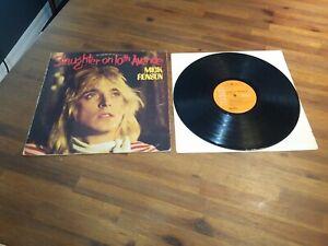 MICK-RONSON-Slaughter-On-10th-Avenue-Vinyl-LP-Bowie-Orange-VINYL-VG-AWESOME
