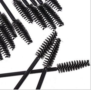100pcs-Disposable-Eyelash-Black-Mascara-Wand-Applicator-Brush-Makeup-Tool