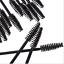 100pcs-Disposable-Eyelash-Black-Mascara-Wand-Applicator-Brush-Makeup-Tool thumbnail 1