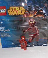Lego 5002122 Star Wars TC 4 / Minifigur Protokol Droide OVP