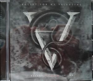 Bullet for my Valentine - Venom (Deluxe Edition mit 3D Cover) - <span itemprop='availableAtOrFrom'>Land Brandenburg, Deutschland</span> - Bullet for my Valentine - Venom (Deluxe Edition mit 3D Cover) - Land Brandenburg, Deutschland