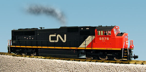 USA Trains Mac SD70 Escala G Locomotora Diesel R22612 nacional canadiense