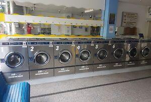 Waschmaschine trockner sb waschsalon sb reinigung wäscherei sb