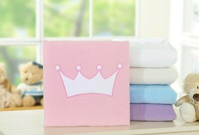 Bobono Betttasche Spielzeugtasche Krone Little Prince Princess Prinz Prinzessin