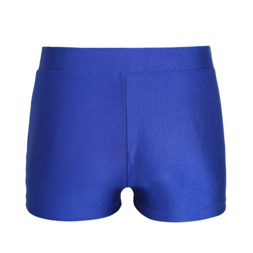 Girls Kids Gymnastics Ballet Dance Shorts Underwear Bottoms Sports Yoga Club