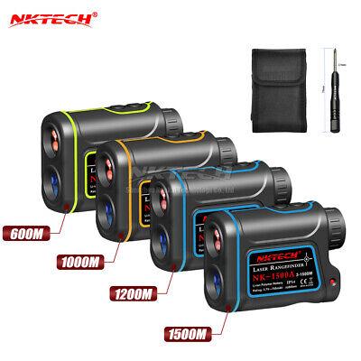 NKTECH Laser Distance Mètre Télémètre Range Finder Zone Volume Longueur Tape ft