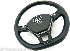 VW Passat B8 3G Golf 7 5G Multifunktion Lederlenkrad beheizt Wippen 5G0419091 AD