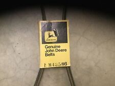 JOHN DEERE Snow Blower Traction Belt M143797 1332DE free shipping