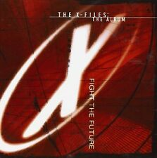 X Files-The Album (1998) Mike Oldfield, Filter, Cure, Björk.. [CD]