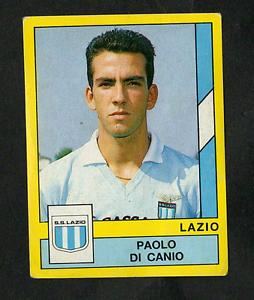 Paolo-di-Nio-LAZIO-CALCIATORI-1988-89-CALCIO-ED-PANINI-In-buonissima-condizione-West-Ham